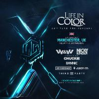 Lost in Time presents Life In Color - W&W, Nicky Romero & more