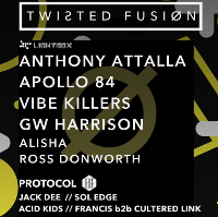 Out-Out x Twisted Fusion w Anthony Attalla, apollo 84,