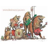 Beer Pigs live