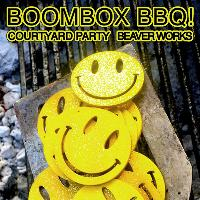 Boombox BBQ 'Courtyard Party'