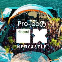 Official Hideout Festival Launch Party