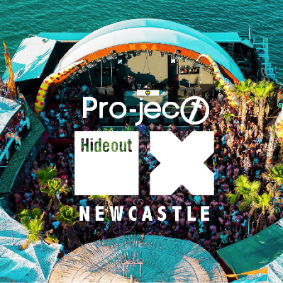 Official Hideout Festival Launch Party