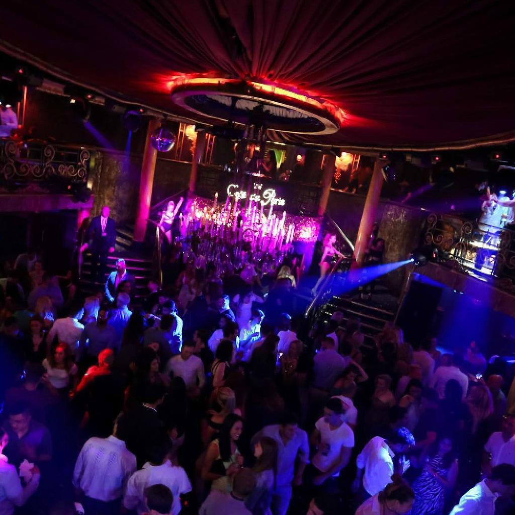 Cafe De Paris Club London Review
