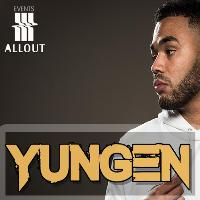 Yungen Live on Stage