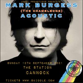 Mark Burgess (The Chameleons) Acoustic