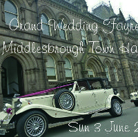 Grand Wedding Fayre & Bridal Catwalk on Stage