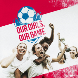 British Youth Music Theatre: Our Girls, Our Game