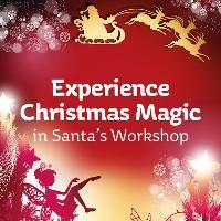Santa's Pop-Up Workshop