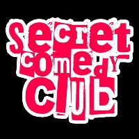 The Secret Comedy Club with headiner Steve Bugeja