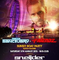 Trance Sanctuary & Friendz Sunset Boat Party