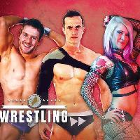 BWE Wrestling in Halifax!