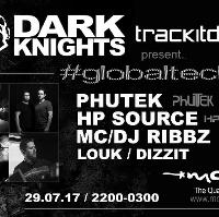 Dark Knights & Trackitdown present Global Techno