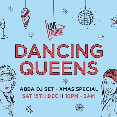 Dancing Queens Abba DJ Set
