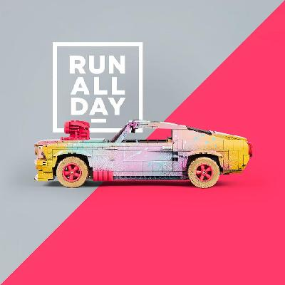 RUN ALL DAY - WK1 - Andy C, Turno + more