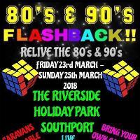 80's 90's Flashback Weekender