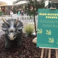 Sauring Through Time With The Marlowes Dino-Discovery Experience