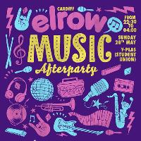 elrow Cardiff - MUSIC afterparty