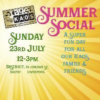 Kaos Summer Social