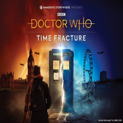 Doctor Who: Time Fracture, a ground-breaking Immersive Theatrical Adventure, plunges you into the incredible Universe of Doctor Who.  1940 - it's...