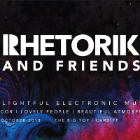 Rhetorik & Friends. 26 Oct. Deep and Delightful at The Big Top