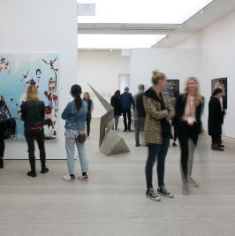 START Art Fair 2020   Saatchi Gallery London    Sat 24th October 2020 Lineup