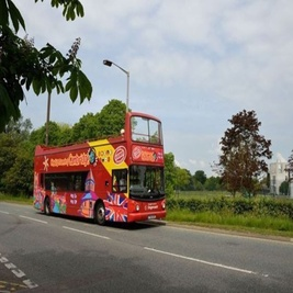 Hop-on Hop-off Bournemouth 24 Hours - Bus