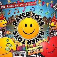 Raver Tots Drum & Bass Rooftop Rave, Brixton