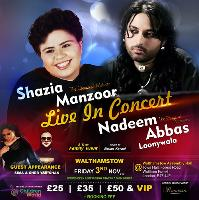 Shazia Manzoor and Nadeem Abbas Loonywala live in Walthamstow