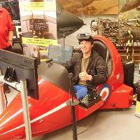 Live Drone Racing & Flight Simulator Convention