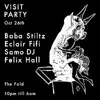 FOLD presents: Baba Stiltz Visit Party