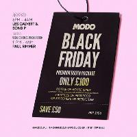 Black Friday @ Modo