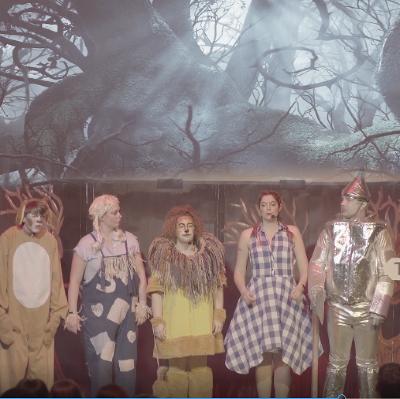 EAPS Performance of 'Wonderland'