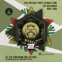 MENSAI 002 - In Aid of Manchester Mind