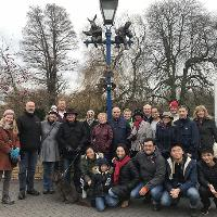 Christmas Day festive guided walking tour in Stratford upon Avon
