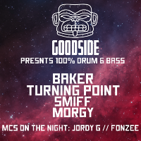 Goodside Presents: 100% Drum & Bass