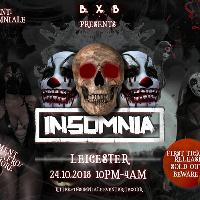 INSOMNIA LEICESTER