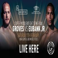 live boxing on the big screen