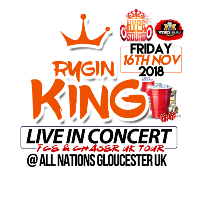 Rygin King Live In Gloucester