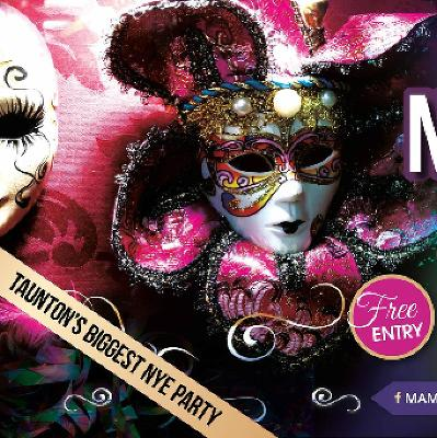 New Years Eve Mardi Gras Party