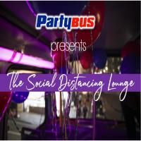 Party Bus London presents The Social Distancing Lounge