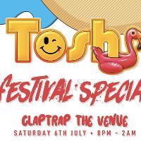 Tosh - house & classics (festival special)