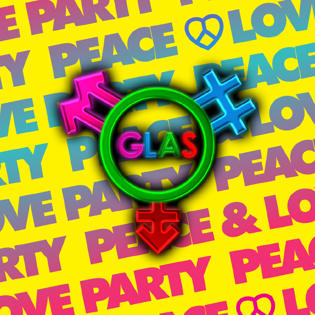 GLAS presents Peace & Love Party