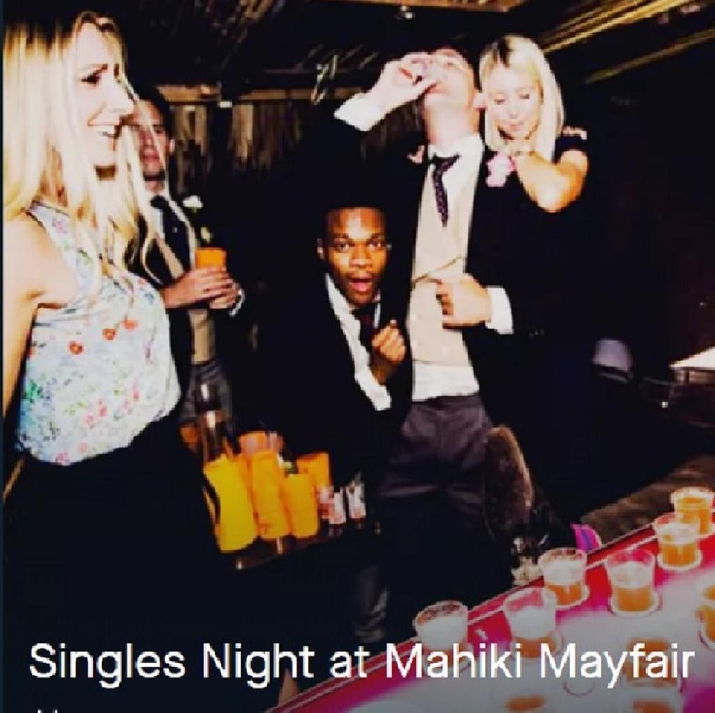 Speed Dating London Mahiki