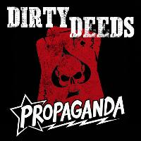 dirty deeds & propaganda christmas party
