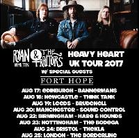 Ryan Hamilton & The Traitors - Heavy Heart UK Tour