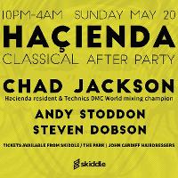 Hacienda Classical After Party