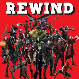 Rewind Marvel Cinematic Universe Quiz
