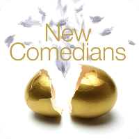 New Comedians - 7.30pm