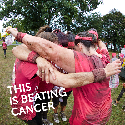 Windsor Pretty Muddy- Race For Life