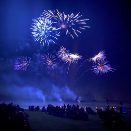 Charity Fireworks and Film Show